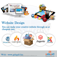 Corporate B2C Wordpress Web Design and Web Development for Job Portal with Web Hosting - www.theme4biz.com
