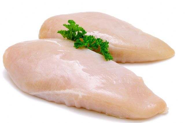 Recipe frozen skinless chicken breast