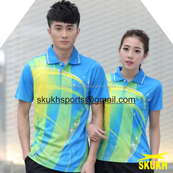 728d3fae9 Purple couple jerseys,badminton t shirts cheap,sublimation badminton sports polo  shirts,Man