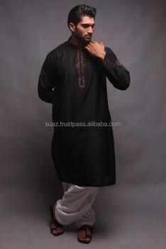 Kurta Shalwar For Men , Men's embroidered salwar kameez , Custom Design  Kurta Salwar