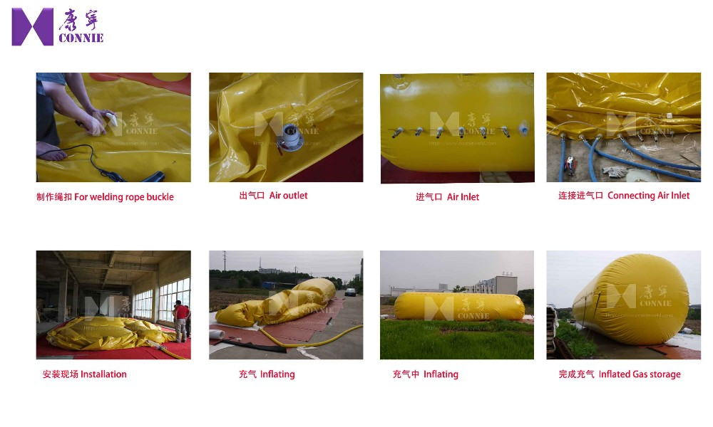 Double heads PVC Air Valve Gas Nozzle High Frequency PVC Welding Machine With Low Price