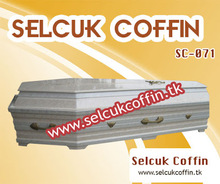 Quality Coffin from Turkey