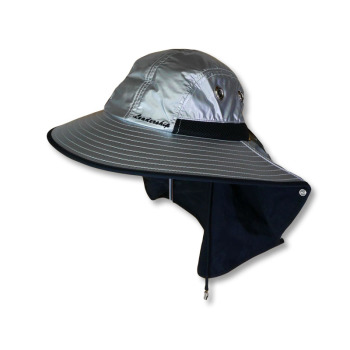 Outdoor Summer UV Sun Protection Cap Neck Flap Cover Fishing Camping Bucket  Hat bf934b09807