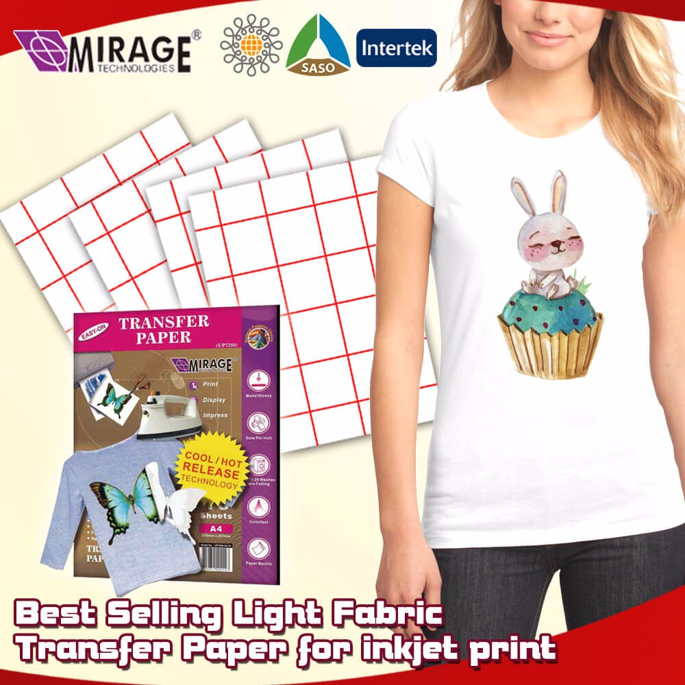 Upsilon 60C heat transfer paper A02
