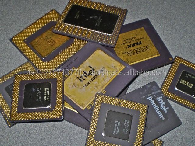 100% Quantity Pentium Pro Ceramic Cpu Scrap