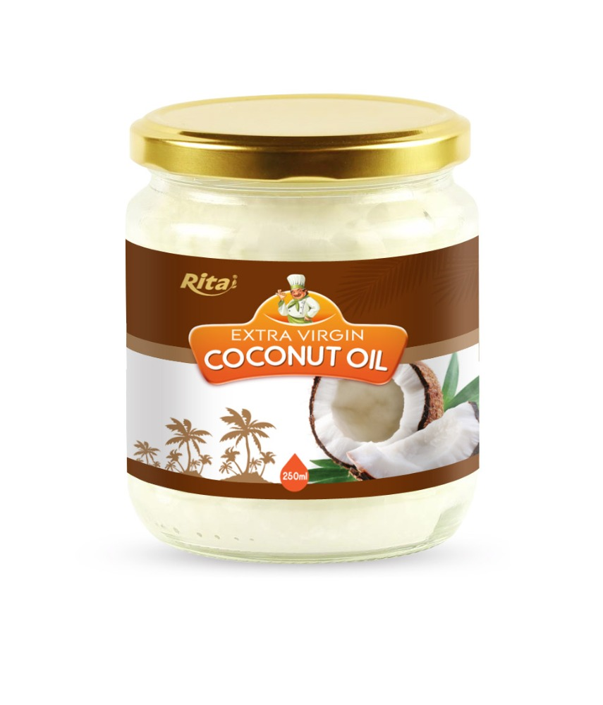 250ml Coconut Oil from Vietnam