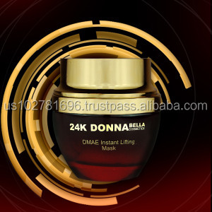 Special Sale From the Manufature direct to the public DMAE Instant Lifting Mask-Donna Bella 24K- Mascarilla -Proudly Made in USA