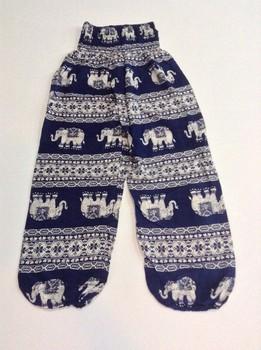 Boemia Pantaloni Harem Della Elefante Thai Bangkok jL45Rq3A