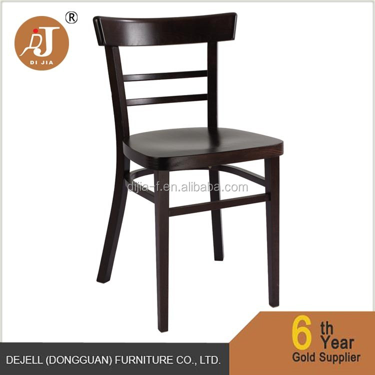 Hot Sell Comfortable Oak Dining Wood Chair Restaurant.jpg