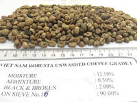 Vietnam Green Washed Arabica Coffee Beans