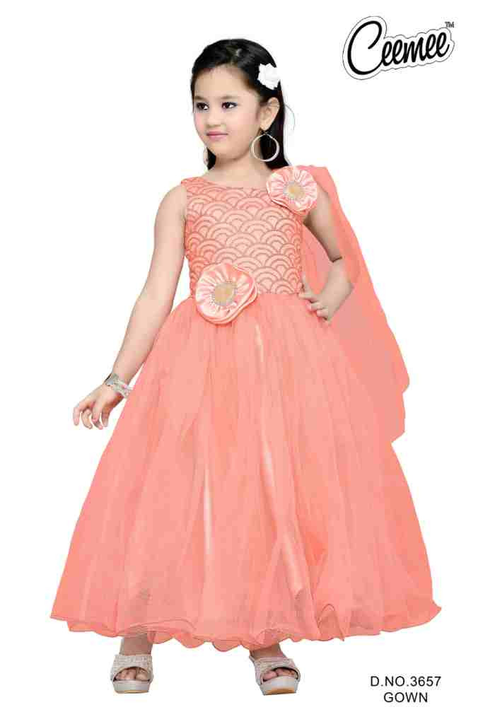 Summer Special Best Quality Girls Long Frock - Buy Girls Stylish ...