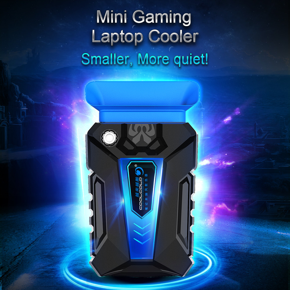 Game coolers portable - Best Selling Product Mini Vacuum Cooler Laptop Game Style Portable Laptop Cooling Fan