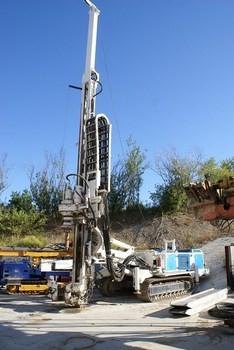 CMV MK 1400 D drilling rig