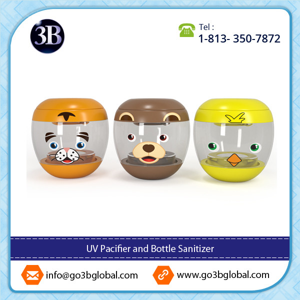 On the Go Bottle UV Sanitizer for Baby Pacifier at Export Price