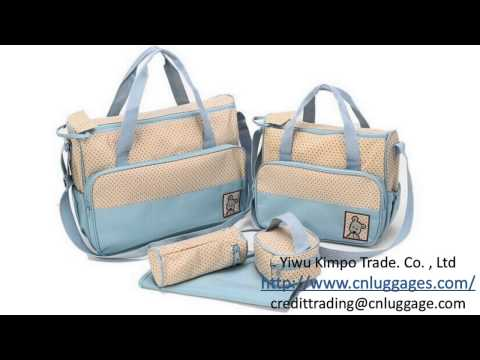 Mummy Bag, Fashion Mummy Bag, Mummy Diaper Bag - China Mummy Bag Manufacturer & Supplier