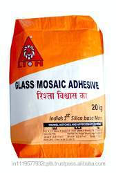 Glass Mosaic Tile Adhesive or Glass Mosaic Adhesive