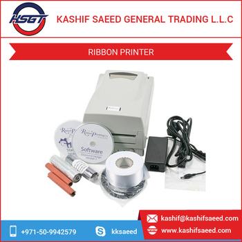ribbon printer machine for sale
