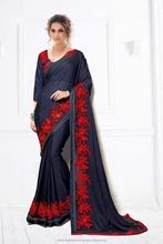 Embroidered Saris Wholesale Ethnic Indian Wear Saree Designer Sarees Online At Wholesale Mantra