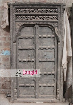 Village Handicrafts Vintage Handmade Old Doors Buy Indian Antique