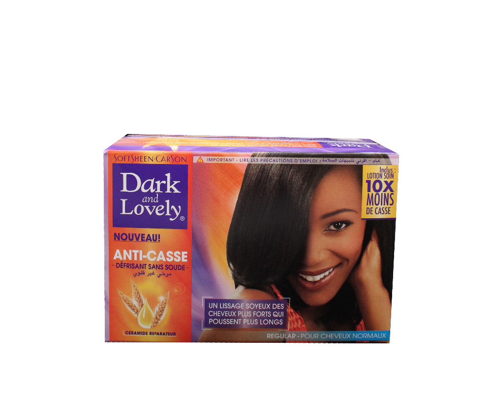 Dark and Lovely Anti-breakage post-treatment