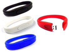 2GB USB Flash Drive Bracelet #USB BRACELET