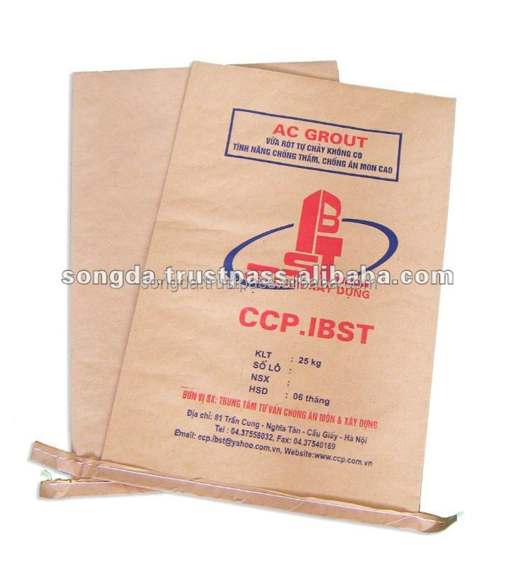 Printing kraft paper cement - hot sale