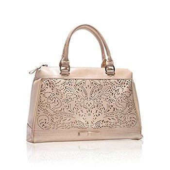 Crystal Perforated Handbag By Oriflame