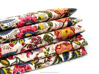 latest indian handmade 100% cotton patchwork vintage custom printed fabric
