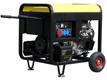 15 Kva Portable Diesel Generator W/electric Start (50 Amps/240 Volts/50 Hz)  - Buy Diesel,Generator,Kva Product on Alibaba com
