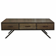 Sheesham wood Coffee table with Storage