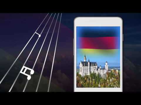 German Flag Live Wallpaper - Flagge Deutschlands Gif Bilder
