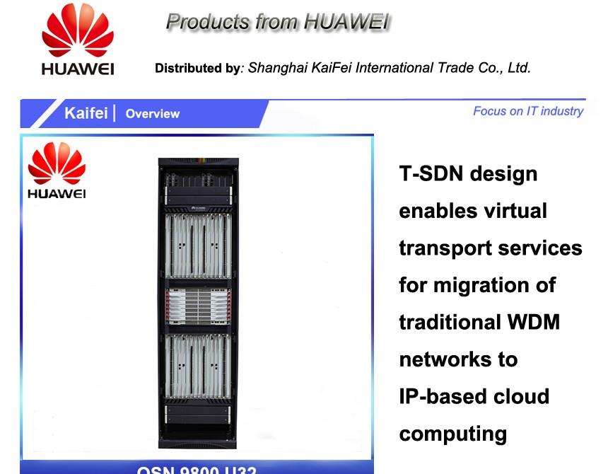 Huawei Osn 9800 U32 Wdm Price Optical Transmitter Switching And Networking  Equipment - Buy Huawei Optix Osn 9800,Wdm Equipment,Optical Optical