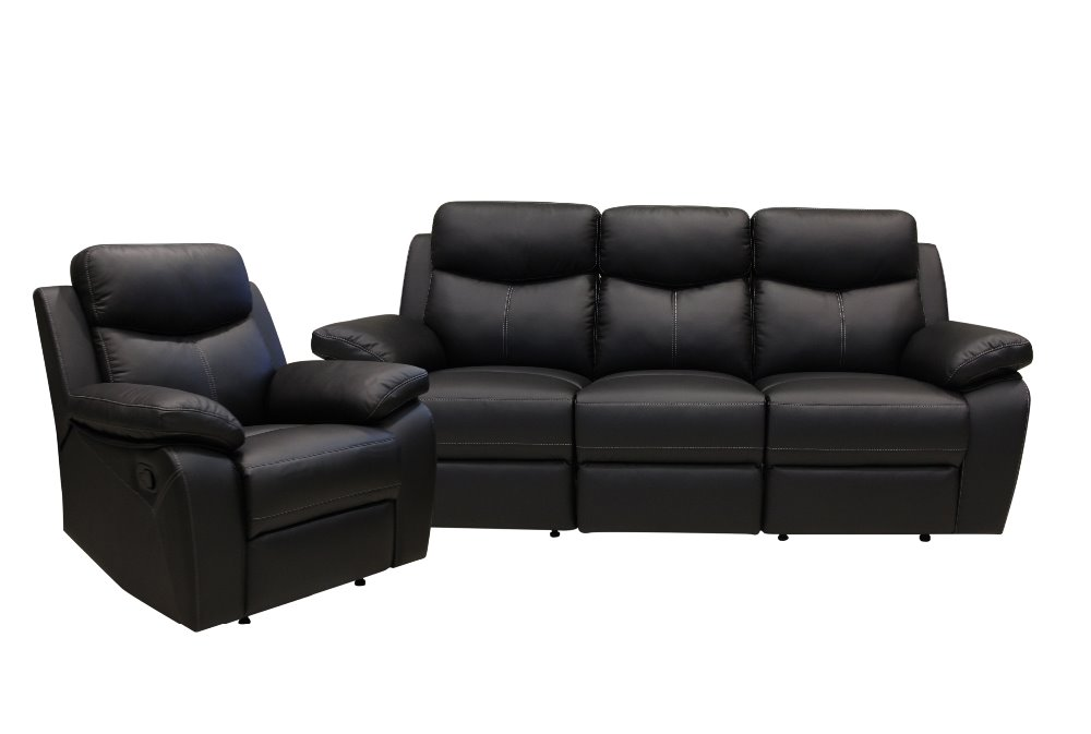 Leather sofa recliner malaysia wwwenergywardennet for Ferrara leather recliner sectional sofa