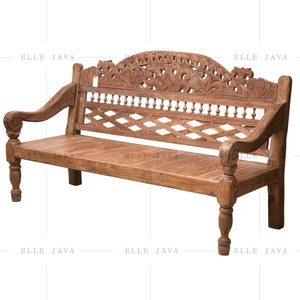 Groovy Teak Bench Garden Furniture Hand Carving Andrewgaddart Wooden Chair Designs For Living Room Andrewgaddartcom