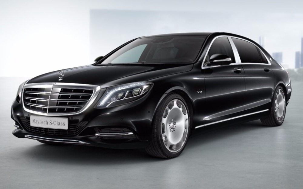 Mercedes Maybach S 600 Panorama *FULL*