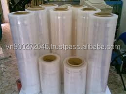 Vietnam origin lon elongation PE Stretch Wrapping Film