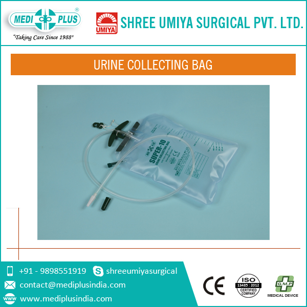 wholesale Urine Drainage Collection Bag Male Female Urine Bag