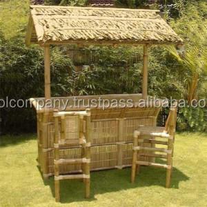 Wholesale Bamboo Bar Natural Bambus Bar Bamboo Gazebo
