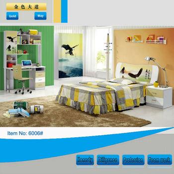 Mdf Board Modern Cartoon Kids Bedroom Furniture Sets 6006 - Buy Kids  Bedroom,Cartoon Kids Bedroom,Modern Kids Bedroom Product on Alibaba.com