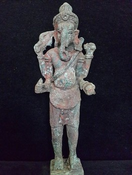 Real Antique Hindu Statue Called Lord