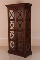 Antique Reproduction Furniture-display Cabinet,Raft Biblioteca ...