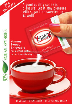 Premium Quality Coffee And Tea Sweetener