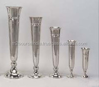 Trumpet vase, wedding flower vases