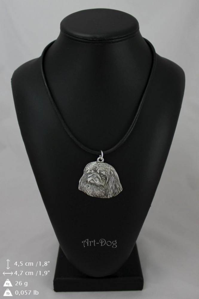 Pekingese, Dog Necklase, Limited Edition, Art-Dog