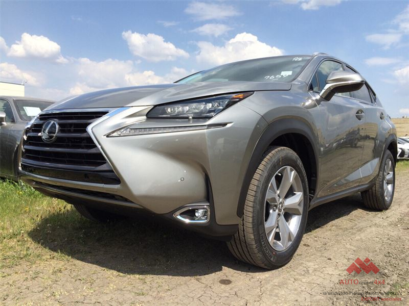 2015 Lexus NX200t Executive