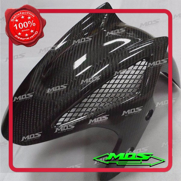 [MOS] Front Fender Carbon Fiber For Yamaha SMAX 155 / Majesty S