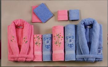 10 Pcs Bathrobe Towel Set 9270cc391