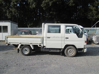 HIGH QUALITY USED RIGHT HAND DRIVE CARS FOR SALE FOR TOYOTA TOYOACE MT DIESEL 1999 W CABIN KC-LY111 3L EXPORT FROM JAPAN