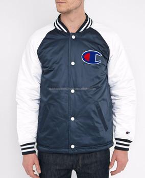 9745339ad9ef1 Latest Fashion Men Satin Varsity Jacket Beautiful Lady Short Jacket