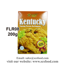 Quality Fried Chicken Powder / Kentucky Flour 200g